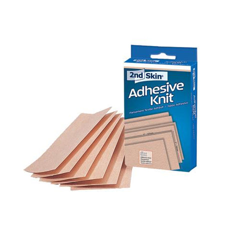 Adhesive Knit Tape For Hand & Feet 6-3 x5  Sheets/Box - Zymotic
