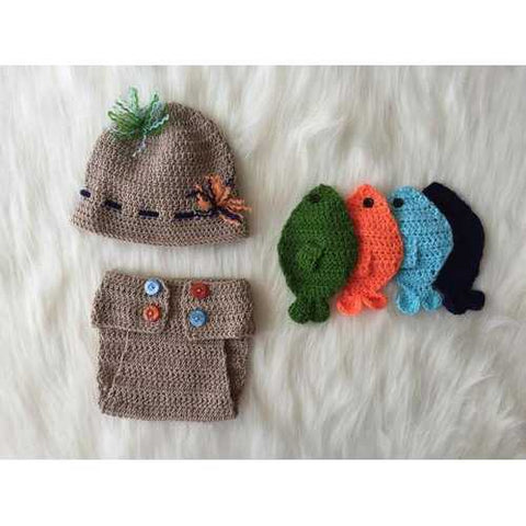 Handmade Baby Costume, Fisherman - Zymotic
