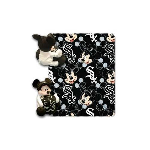 Chicago White Sox Blanket Disney Hugger - Zymotic