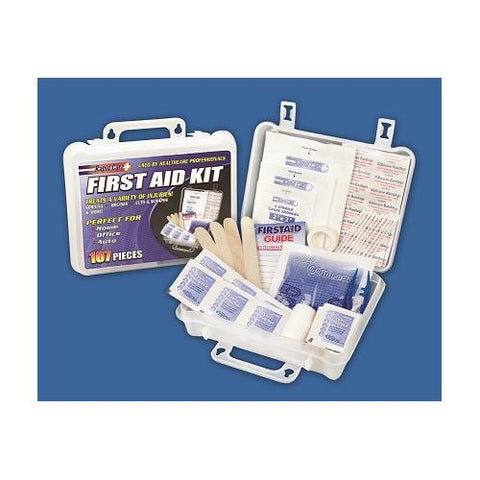 107 Piece First Aid Kit - Zymotic