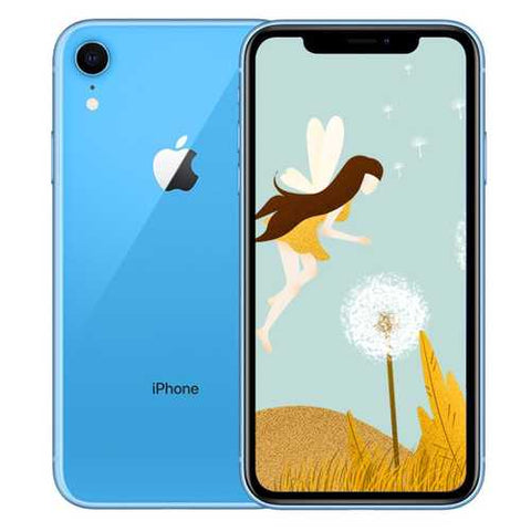 Apple iPhone XR RAM 3GB blue_128GB - Zymotic