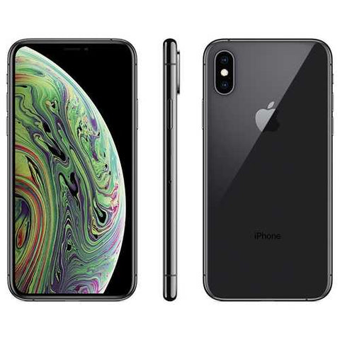 Apple IPhone XSMAX 4G LTE Phone gray_256GB - Zymotic