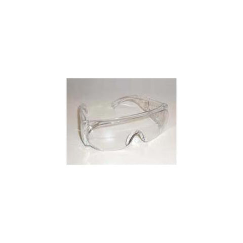 Clear Safety Glasses - Zymotic