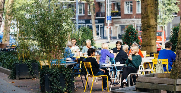 Sustainable shopping in Rotterdam: fashion, home and food