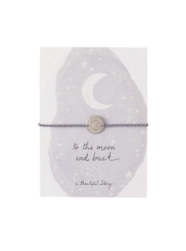 a beautiful story Womens jewellery Jewelry postcard moon