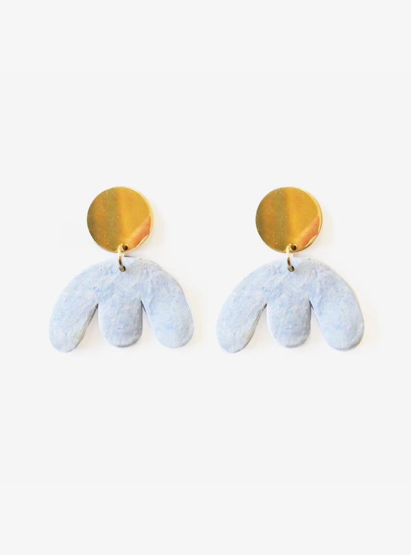all things we like Earrings Porcelain earrings - flower