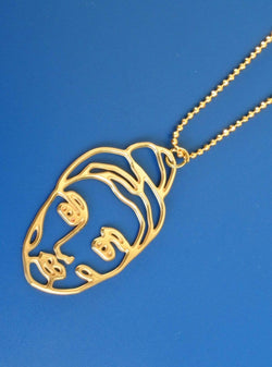 all things we like Necklaces Women - necklace - gold
