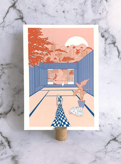 ano studio Stationery Mini print tatami