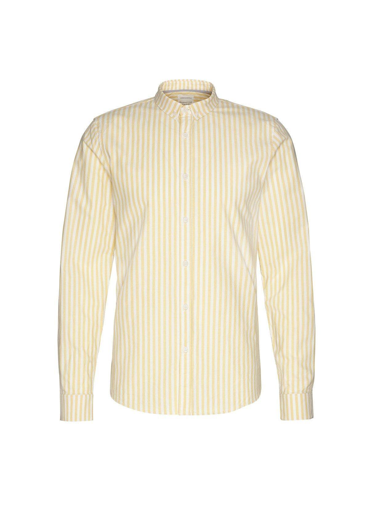 Tymaan - shirt - lemon yellow
