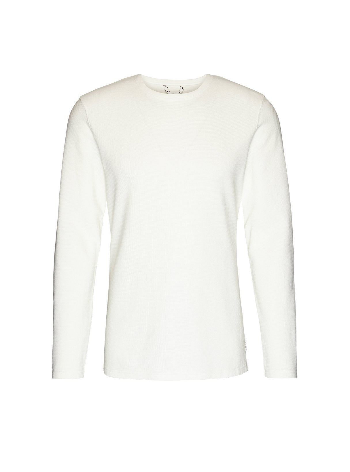 Niaam - sweater - marshmallow white