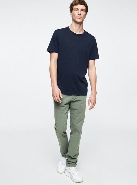 Edvaan - trousers - green olive