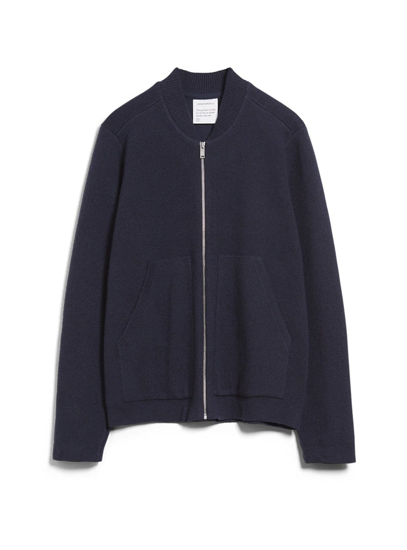 Vaasto - coat - depth navy