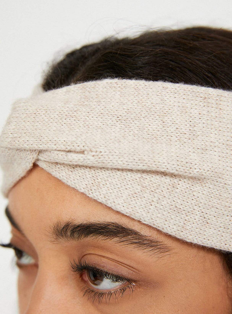 armedangels Womens accessories Maritaa - headband - light caramel melange