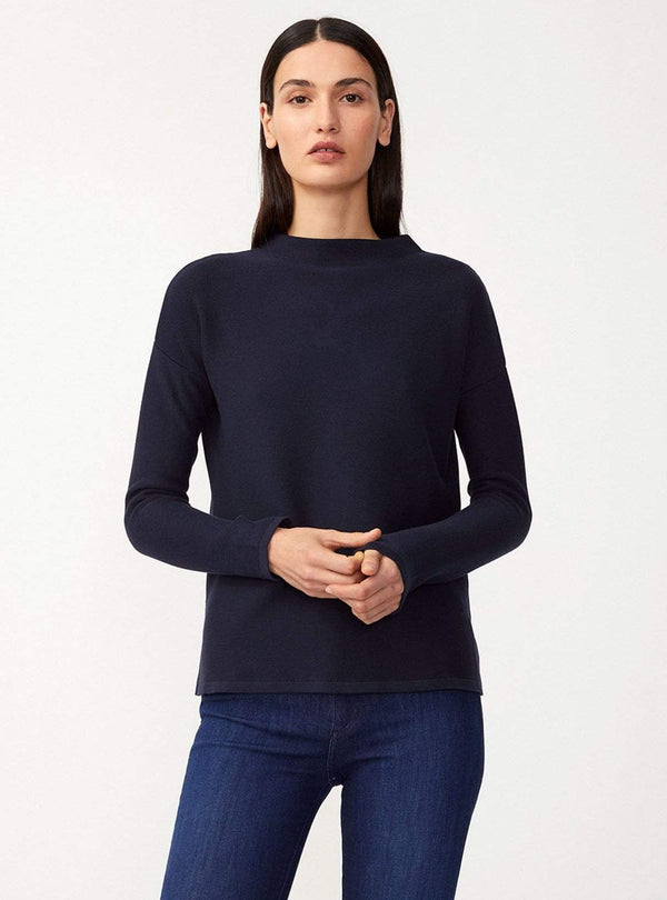 Medinaa - knit pullover - night sky