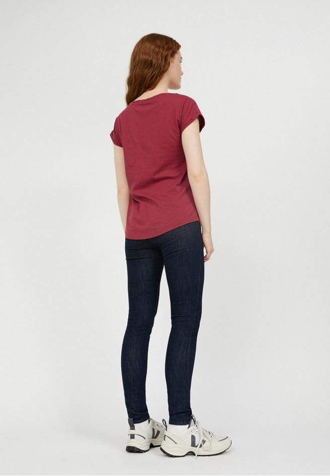 Laale - t-shirt - mineral red