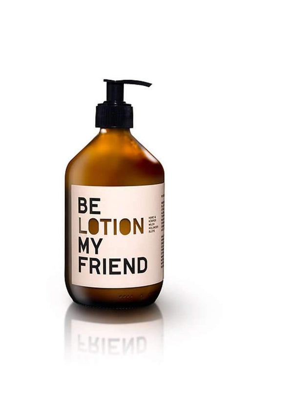 Be [...] my friend care Be lotion my friend - lotion - 500ml