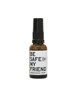 be [...] my friend Womens hands Be safe my friend - sanitizer lavendar/lemon peel - 30ml
