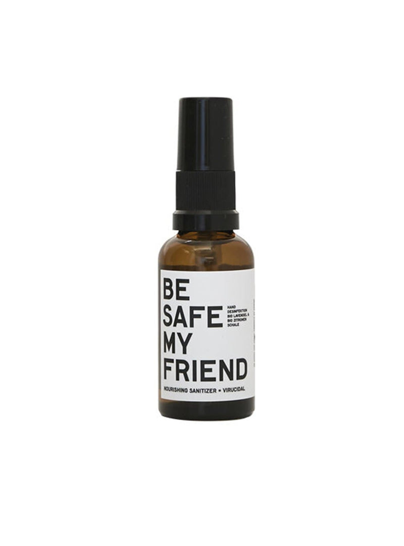 Be safe my friend - sanitizer lavendar/lemon peel - 30ml