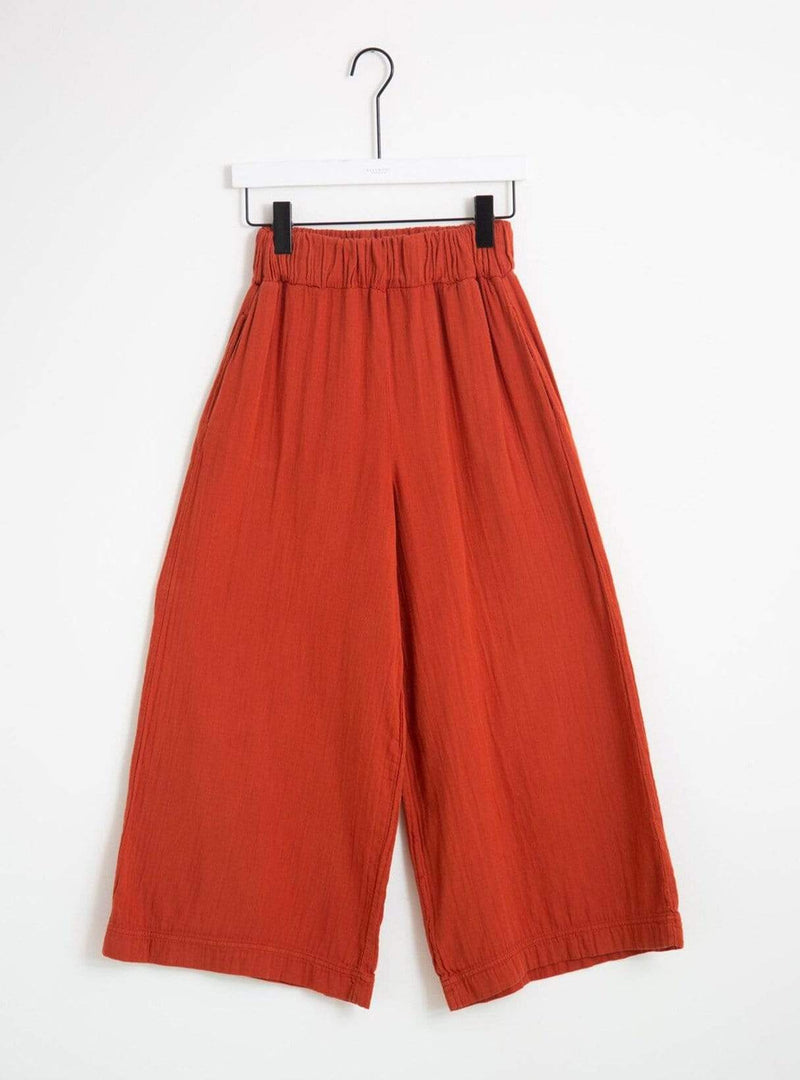 beaumont organic Womens trousers Evora - trousers - cinnamon