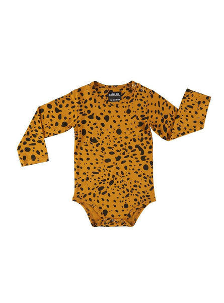 Spotted animal - bodysuit