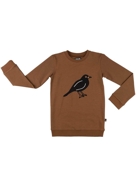 Black bird - sweater