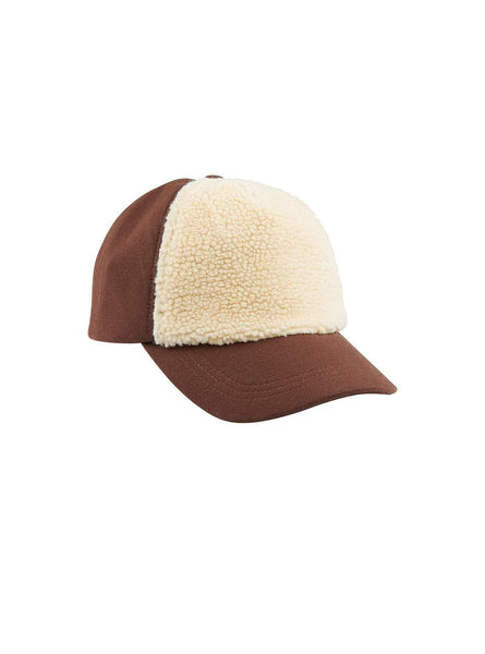 Caps - brown