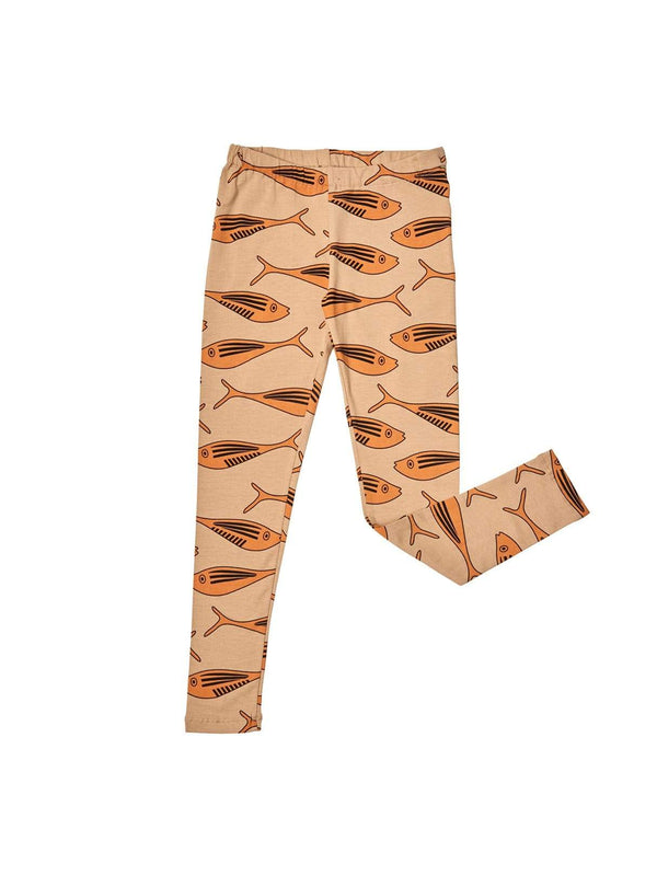 CarlijnQ baby Gold fish - legging