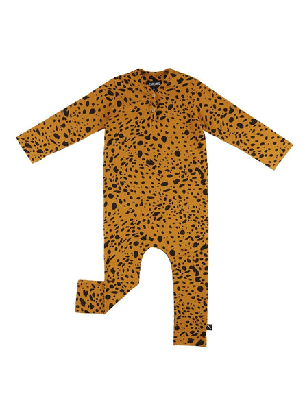 Spotted animal - jumpsuit