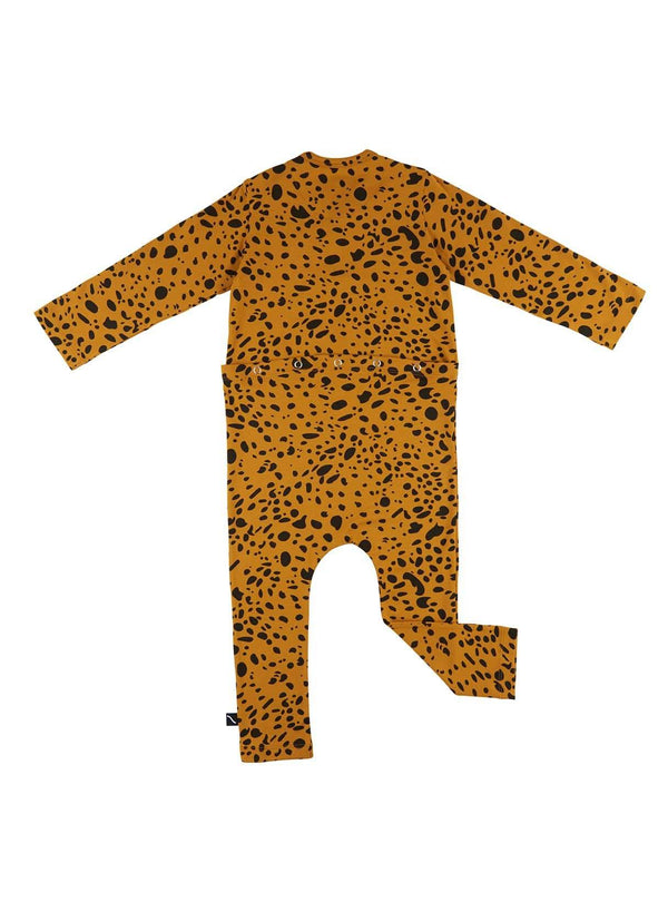 CarlijnQ baby Spotted animal - jumpsuit