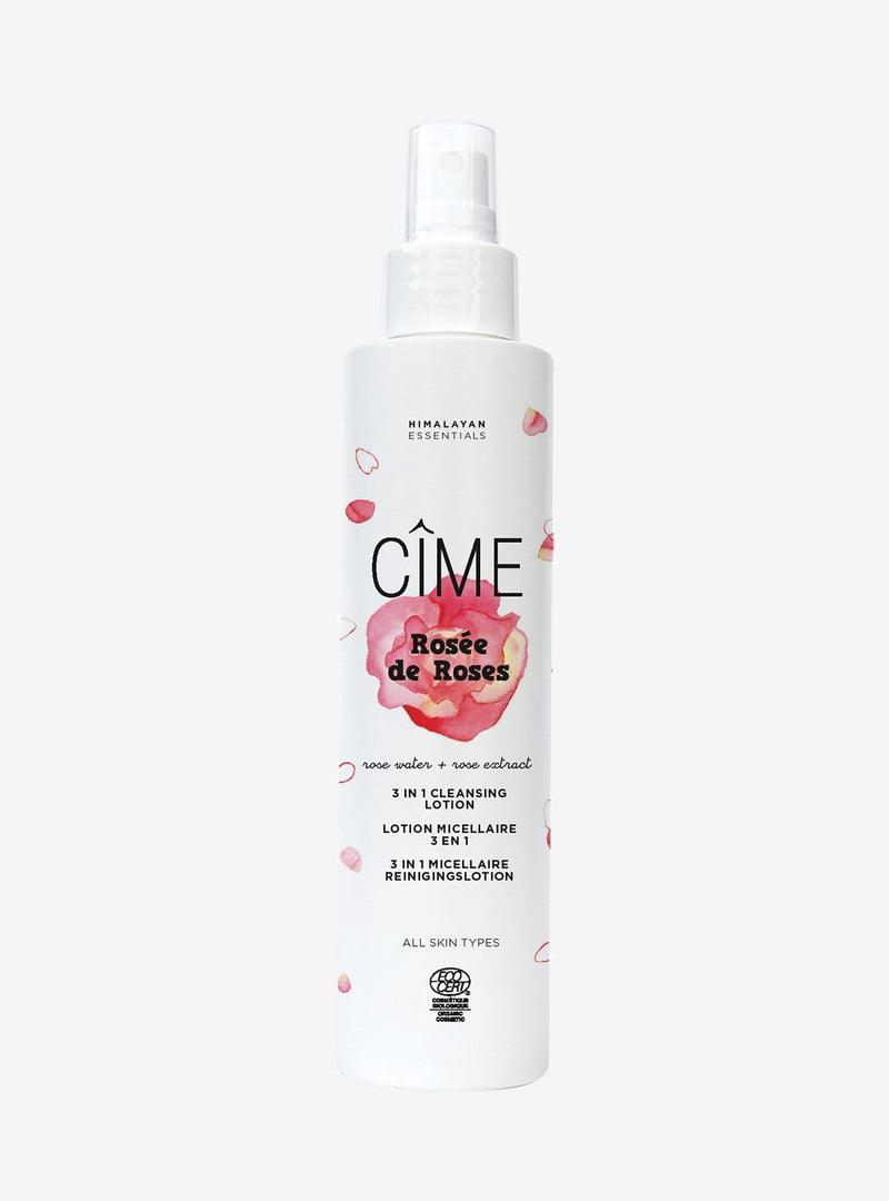 cîme Face Rosée de Roses - 3 in 1 cleansing lotion
