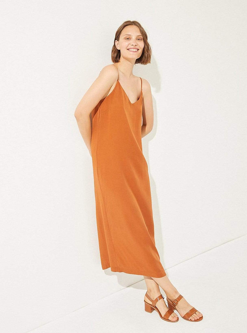 Junonia - dress - rooibos