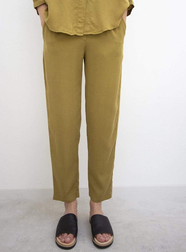 cus Womens trousers Zerith - trouser - sahara