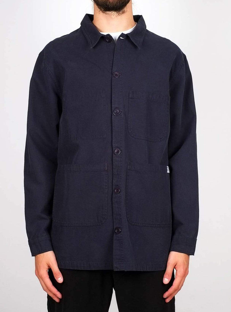 dedicated Mens jackets Sala - worker jacket - navy
