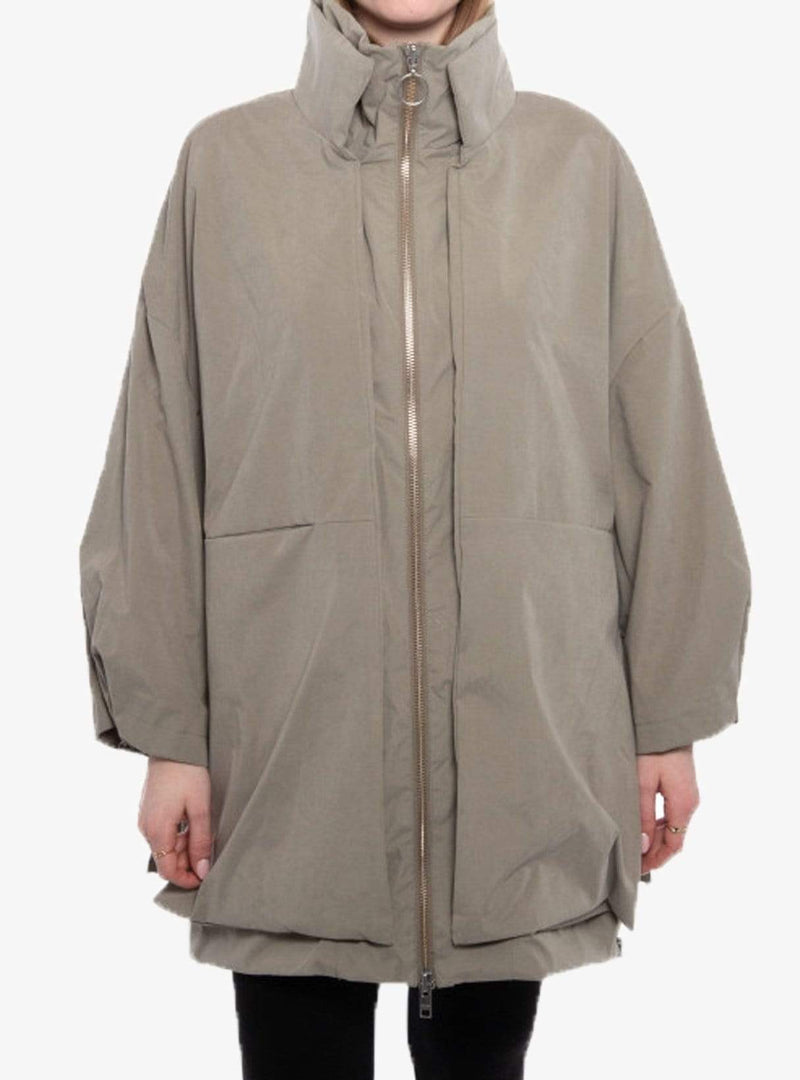 embassy of bricks and logs Womens coats Visby - coat - pale olive