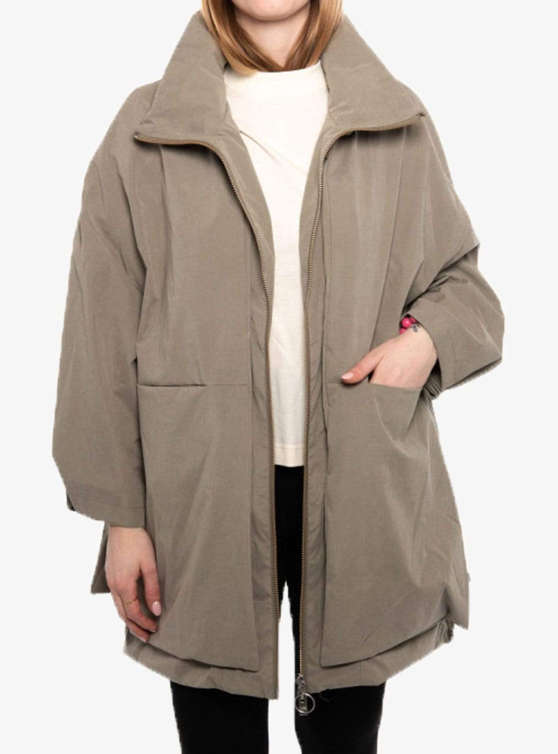 embassy of bricks and logs Womens coats Visby - coats - pale olive