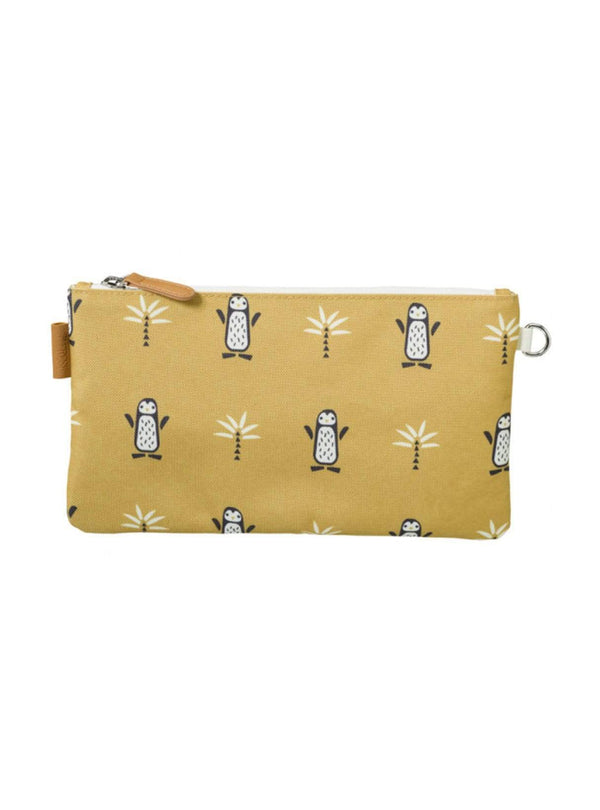 Fresk baby Toilet bag pinguin - yellow/white