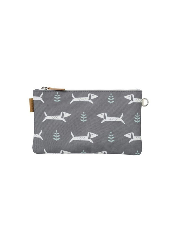 fresk Kids accessories Dachsy - toiletbag - grey/white