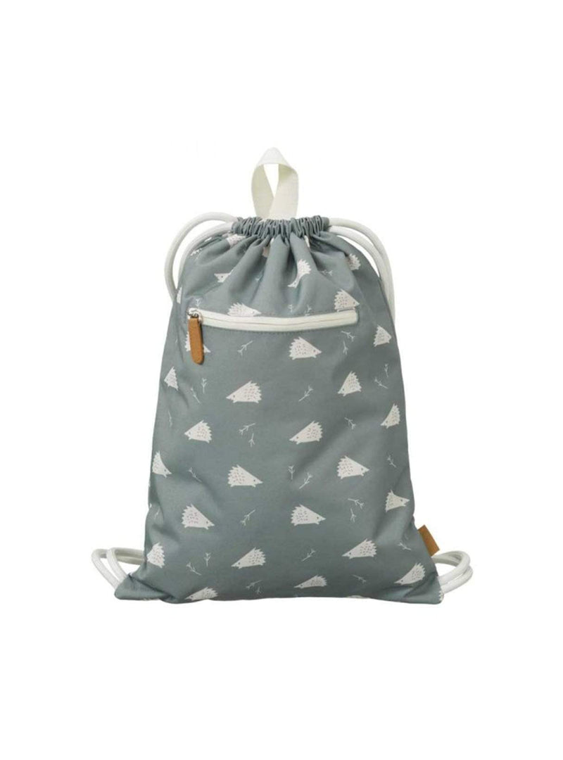 Fresk Kids accessories Hedgehog - swimbag - blue green/white