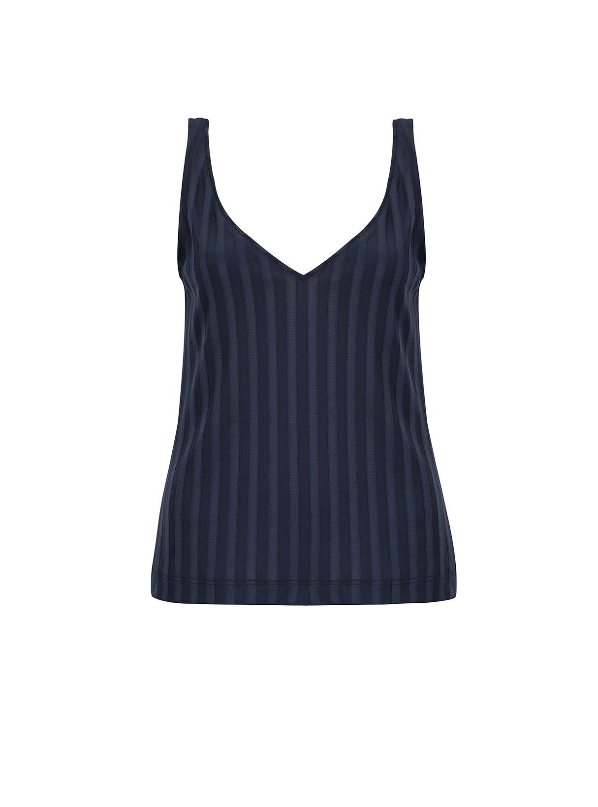 Top lucca - outtaspace blue