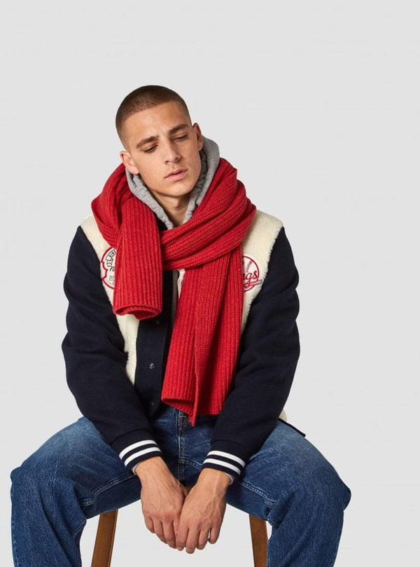 Kings of Indigo accessories Scarf - burnt orange