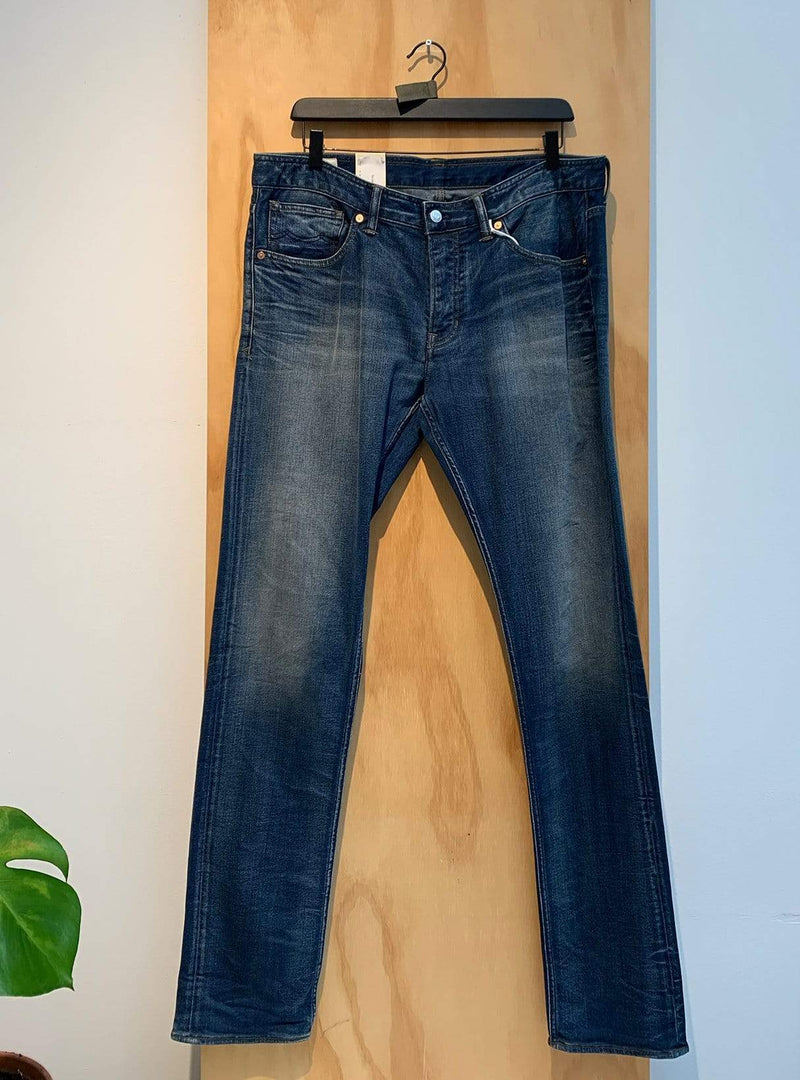 kings of indigo Archive sale 36/34 Slim midrise - jeans