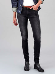 Juno - jeans - black worn in