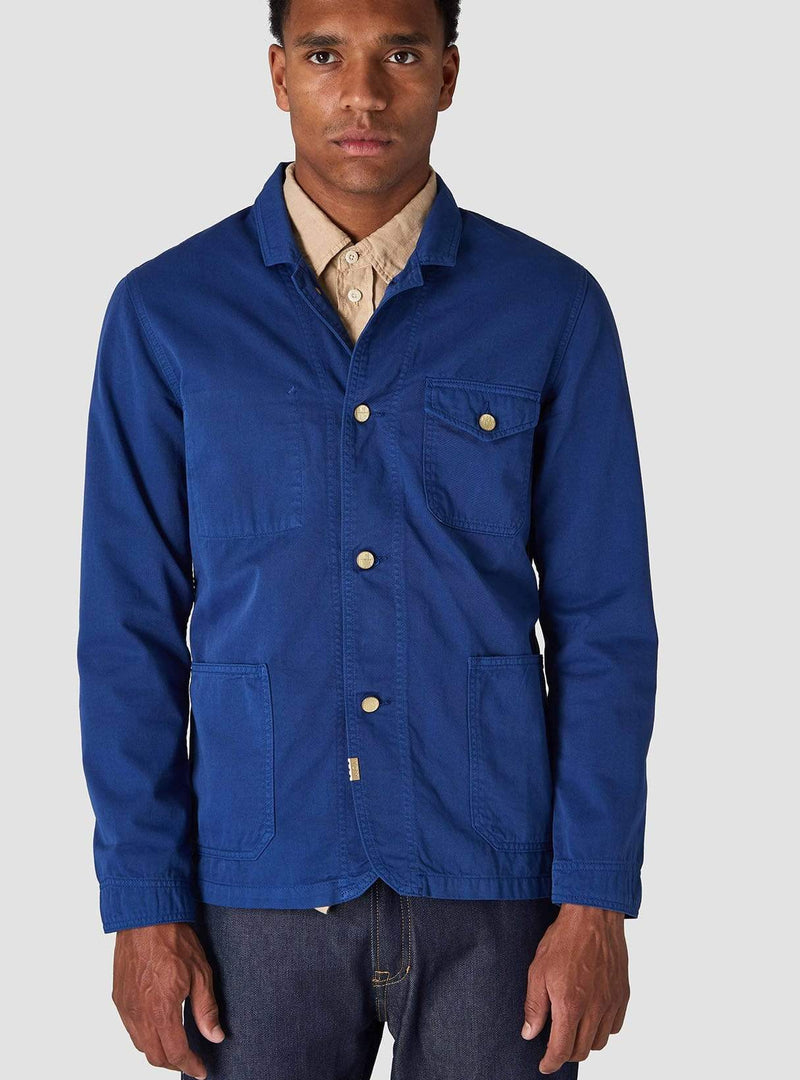 Kings of Indigo Mens jackets David - jacket - navy