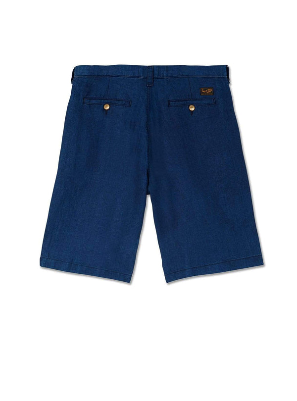 Kings of Indigo Mens shorts Cronus - shorts - dark navy