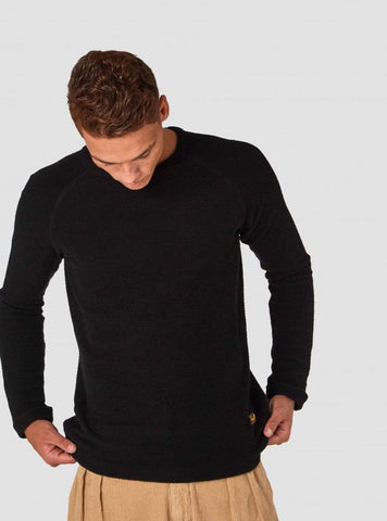 Egon sweater - black