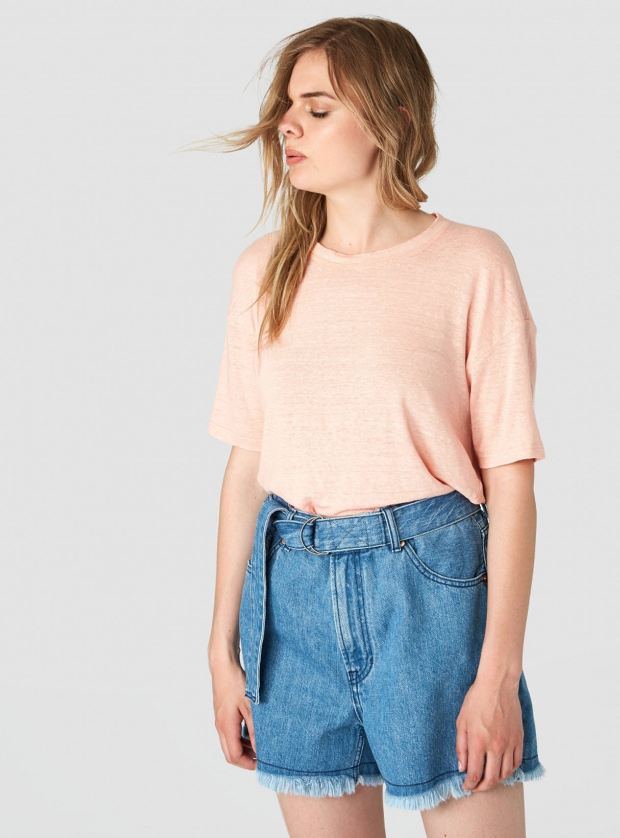 Majaji - t-shirt - dusty pink