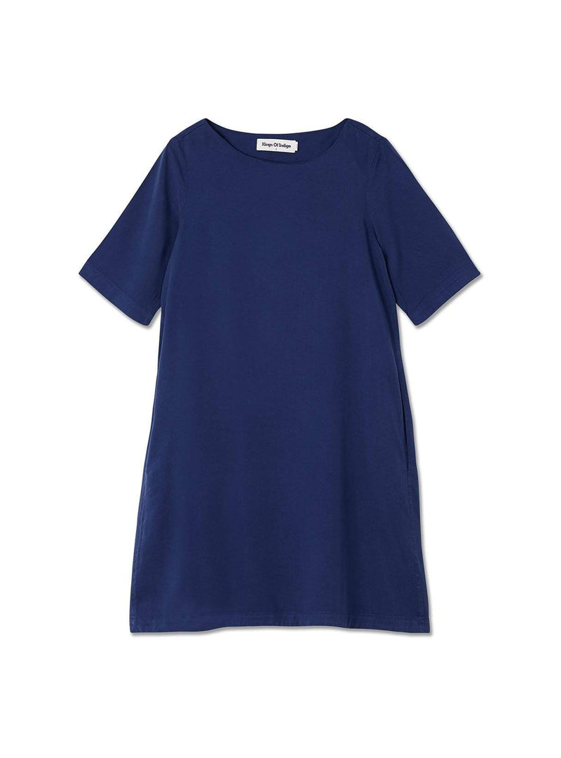 Ten - dress - blue tencel