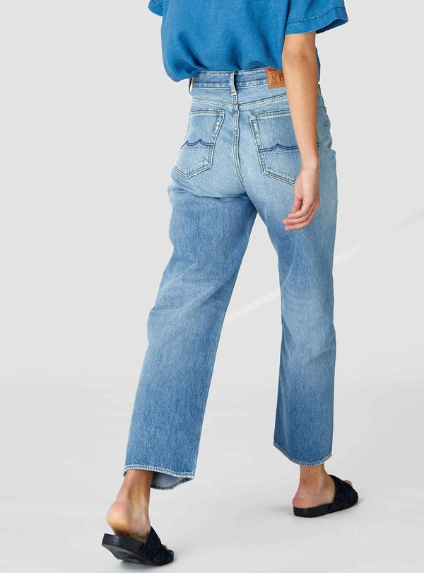 Alice - jeans  - vintage light blue