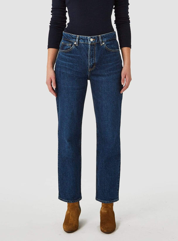 kings of indigo Womens jeans Caroline - jeans - eco xavier indigo blue