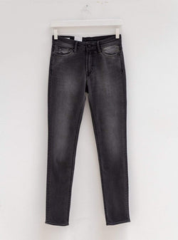 kings of indigo Womens jeans Juno high - jeans - grey used